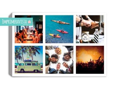 lienzos personalizados con foto imprimeravista