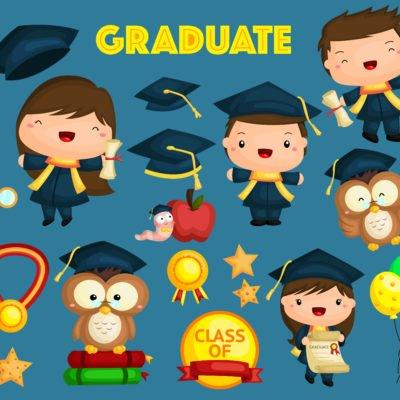 Graduación niños