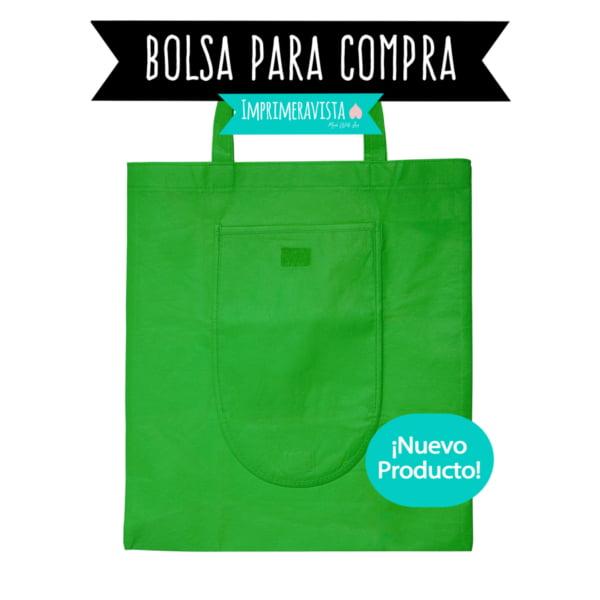 bolsa de tela de colores para comprar, personalizada