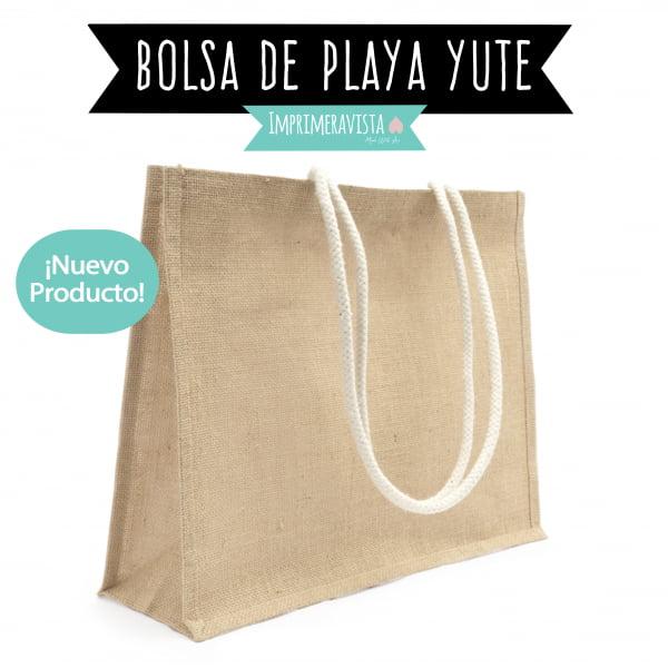 BOLSA DE PLAYA ECOLÓGICA